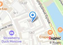 Компания «ПРОФИЛЬ» на карте