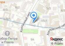 Компания «ПК УПАКОВКА» на карте