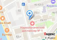 Компания «ЦБ Регистр» на карте