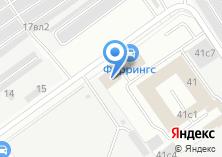Компания «АВТО-ПЛАСТ ПРОДУКТ» на карте