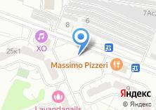 Компания «РуссСпарта» на карте