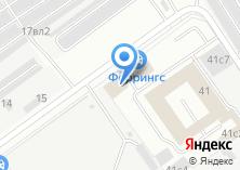 Компания «Альфа Техно» на карте