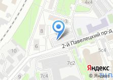 Компания «Каскад М» на карте