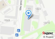 Компания «Лайнцентр» на карте