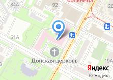 Компания «Городская больница №9» на карте