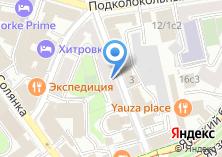 Компания «Adec» на карте