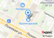 Компания «Подарочек» на карте