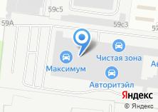 Компания «Адвокат Измайлов В.В.» на карте