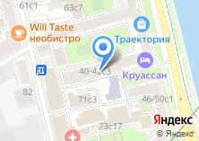 Компания «Блайс» на карте