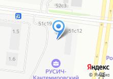 Компания «Тех-Рент» на карте