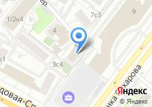 Компания «Московский информационно-технический центр» на карте