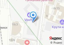 Компания «LeSexShop.RU» на карте