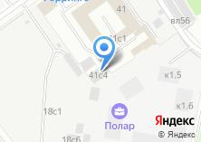 Компания «МиС энерго» на карте