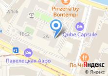Компания «GlowByte Consulting» на карте