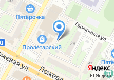 Компания «Магазин товаров для праздника» на карте