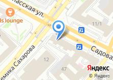 Компания «Федеральное агентство по обустройству государственной границы РФ» на карте