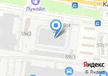 Компания «Баллена» на карте