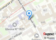 Компания «Московское железнодорожное агентство» на карте