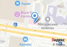 Компания «Аквамагис» на карте