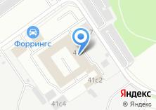 Компания «Комкас» на карте