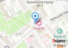 Компания «Киоск по продаже фруктов и овощей на Большом Харитоньевском пер» на карте