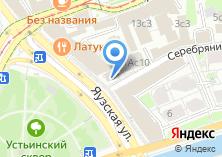 Компания «Колокольня Храма Троицы Живоначальной в Серебряниках» на карте