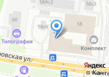 Компания «Studio Dormeo» на карте