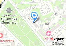 Компания «Инженерная служба района Северное Медведково» на карте