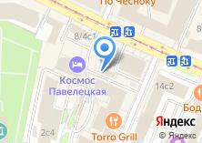 Компания «Мега Стиль» на карте