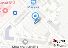 Компания «Компания КЭМ» на карте
