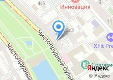 Компания «БАНК УРАЛСИБ» на карте