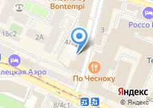 Компания «СОЛНЦЕТУР» на карте