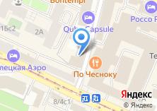Компания «Альтеза» на карте