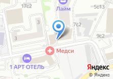 Компания «Интермост Логистика-Центр» на карте