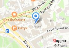 Компания «АСТЕЯ-М» на карте
