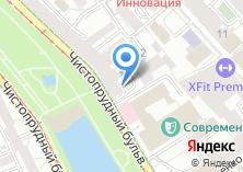 Компания «Сады Любви» на карте