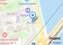 Компания «Ремонт окон Павелецкая» на карте