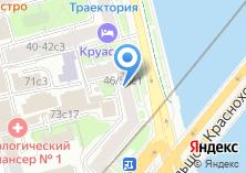 Компания «Sunny gym» на карте