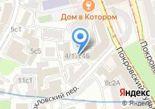 Компания «Конекрейнс сервис центр» на карте