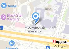 Компания «MadamLULU» на карте