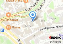 Компания «Reloft» на карте