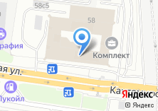 Компания «БиЭйВи» на карте