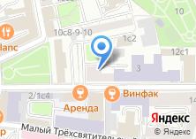 Компания «Campus» на карте