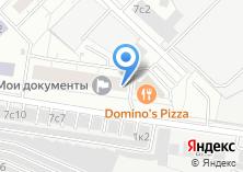 Компания «БизнесКонсалт» на карте