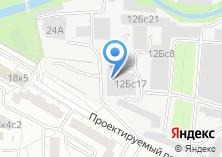 Компания «ВИВА ВЕНЧЕРС» на карте