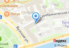 Компания «Синион» на карте