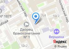 Компания «Дезинфекция24» на карте