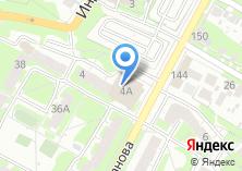 Компания «ГЕРУТЭК» на карте