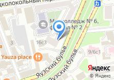 Компания «Галерея Керамической Плитки» на карте