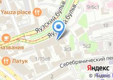 Компания «Центральный пограничный музей ФСБ России» на карте